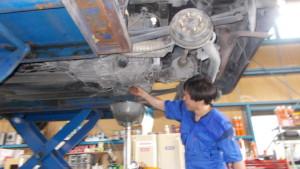 車検整備1